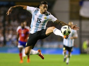 Argentina's Lanzini ruled out of World Cup