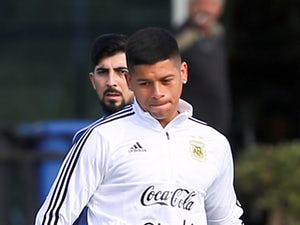Team News: Di Maria, Rojo out of Argentina XI