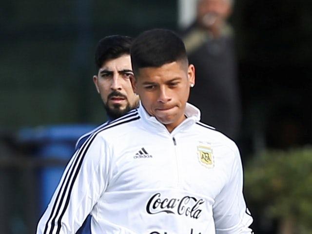 Team News: Di Maria, Rojo out of Argentina XI