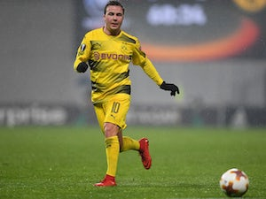 Inter 'keeping tabs on Gotze contract talks'