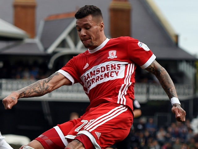 Boro winger Johnson loaned to Sheff Utd
