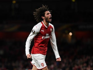 Galatasaray 'in Mohamed Elneny loan talks'