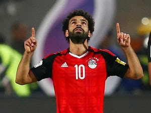 Team News: Mohamed Salah starts for Egypt