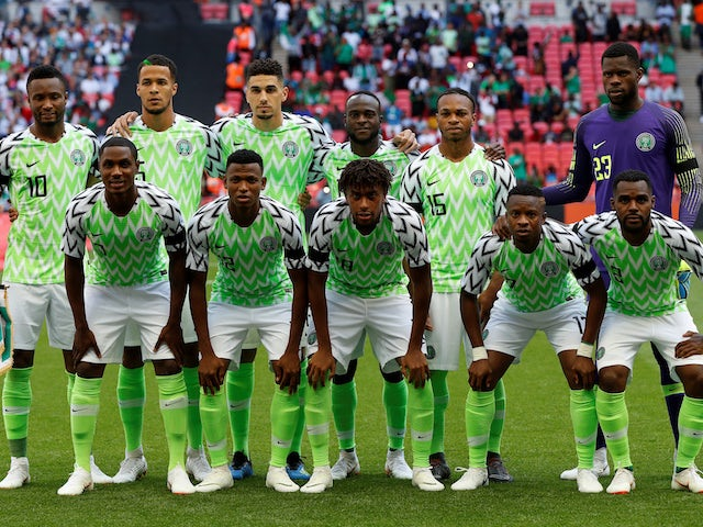 Team News: Nigeria draft in Omeruo against Iceland