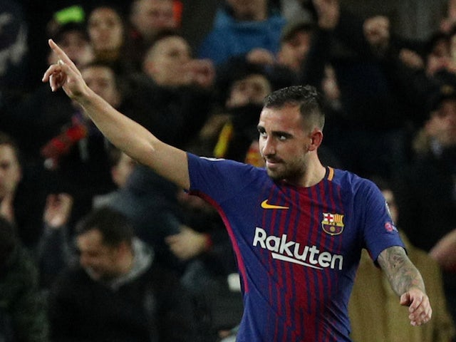 Paco Alcacer 'wants Real Betis move'
