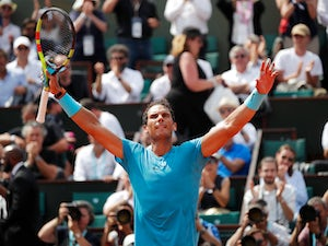 Result: Nadal battles through to Wimbledon last 32