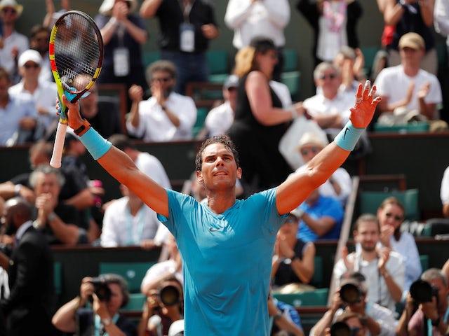 Result: Nadal battles through to Wimbledon last 32
