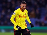 Richarlison in action for Watford on December 9, 2017