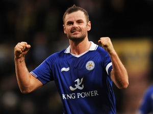 Richie Wellens in action for Leicester City in the FA Cup in February 2012