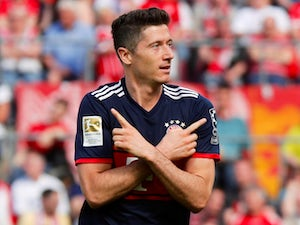 Hoeness rules out Lewandowski sale