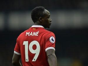 Mane: 'I remain happy at Liverpool'