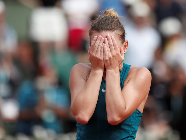 Result: Top seed Halep crashes out in first round