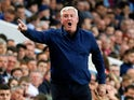 Aston Villa manager Steve Bruce pictured on May 15, 2018
