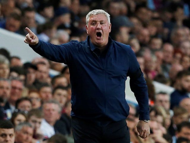 Steve Bruce's Villa future 'still in doubt'