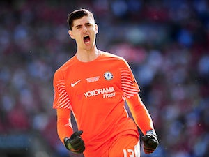 Chelsea 'reject £35m Courtois offer'