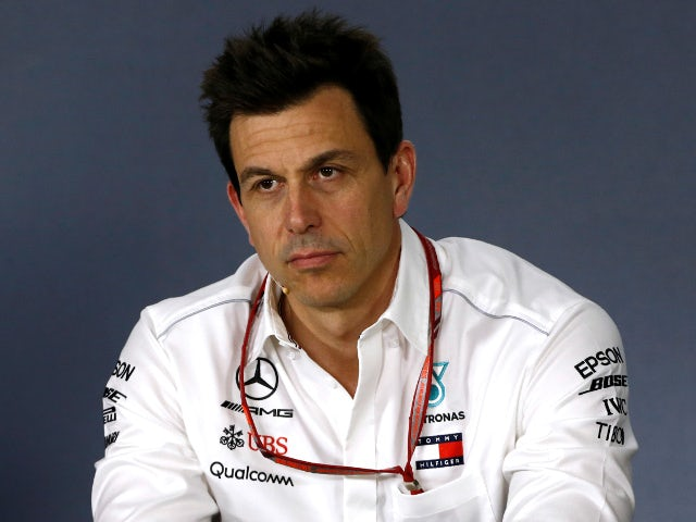 Toto Wolff: 'No plan to buy Force India'