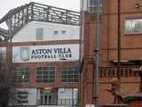 A generic shot of the outside of Villa Park, home of Aston Villa