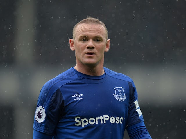 Marco Silva 'wants Rooney out at Everton'