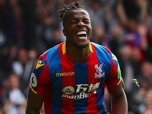 Everton 'eager to sign Wilfried Zaha'