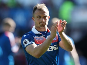 Shaqiri hits back at Stoke criticism