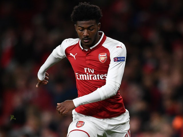 Maitland-Niles keen to be Arsenal's wing wonder