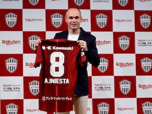 Iniesta: 'I never had Man City offer'