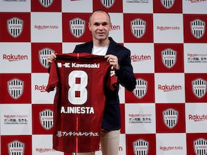 Barcelona 'attempted to re-sign Iniesta on loan'