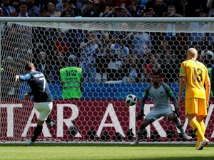 Live Commentary: France 2-1 Australia - as it happened