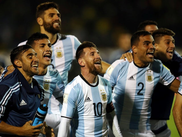 Caballero: 'Argentina can cope without Messi'