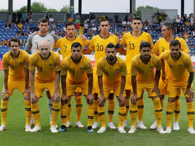 Team News: Juric leads Australia attack against Peru