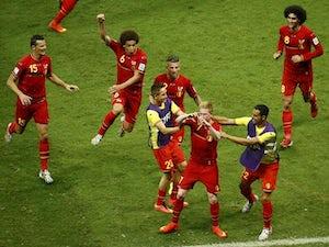 Belgium beat Japan with last-gasp winner