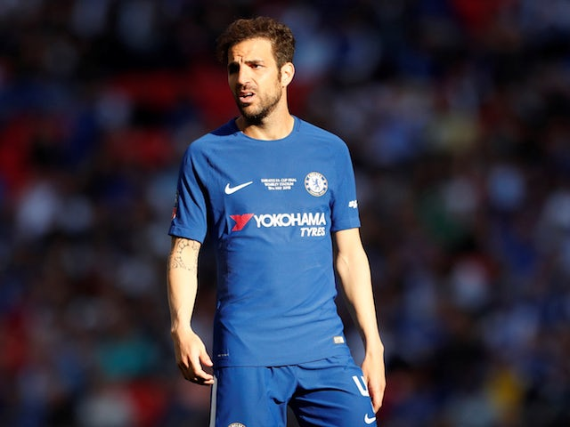 Fabregas: 'Big teams can panic a little'