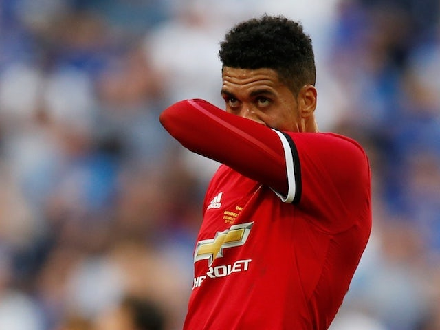 Smalling: 'Veganism helps me avoid injury'