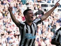 Ciaran Clark in action for Newcastle United on August 26, 2018