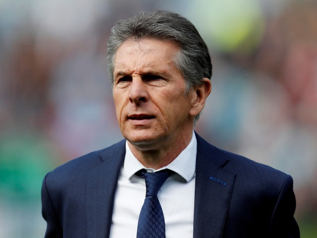 Claude Puel: Leicester still adapting from Premier League title glory
