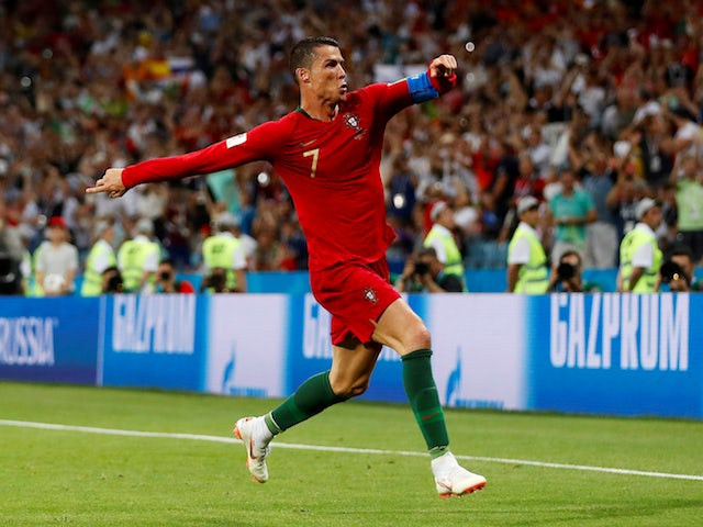 Result: Ronaldo scores hat-trick in Spain thriller