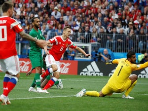 Live Commentary: Russia 5-0 Saudi Arabia - as it happened