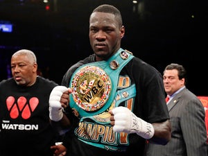 Wilder: 'I will fight Anthony Joshua'