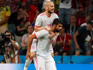 Live Commentary: Iran 0-1 Spain - as it happened