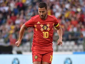 Result: Belgium hit five to thrash Tunisia
