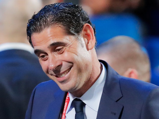 Hierro: 'Nobody is winning WC easily'
