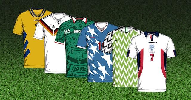 football shirts world cup 2