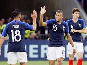 France beat Argentina in seven-goal thriller