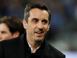 "Gary Neville admits he would ""run a mile"" if offered Man Utd job"