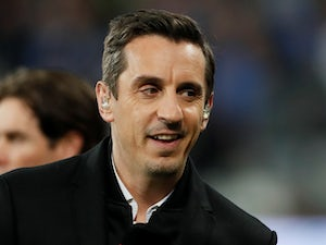 Neville: 'United need to spend a few hundred million'