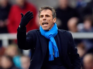 Zola to join Sarri in Chelsea dugout?