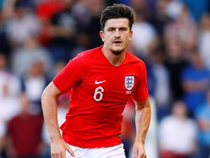 Harry Maguire: 'We dominated Sweden'