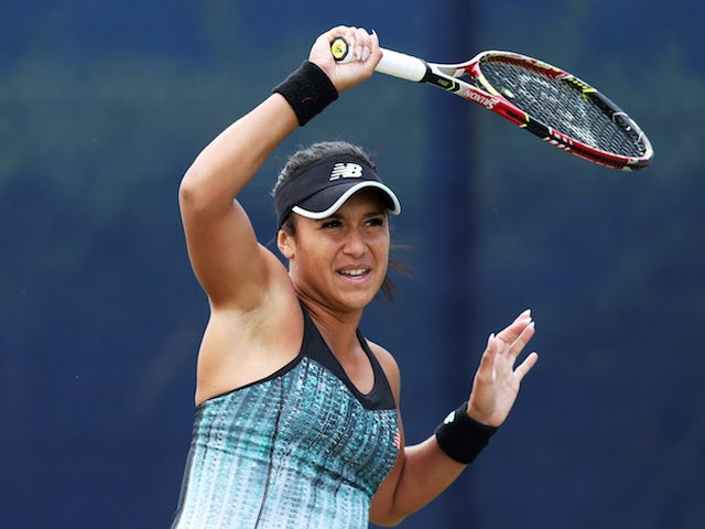 Result: Heather Watson qualifies for US Open