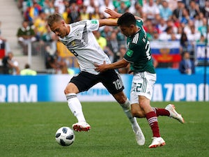 Live Commentary: Germany 0-1 Mexico - as it happened