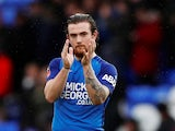 Jack Marriott in action for Peterborough United in the FA Cup on January 27, 2018
